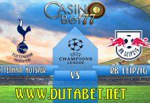 Prediksi Liga Champions Tottenham Hotspur vs RB Leipzig 20 Februari 2020