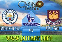 Prediksi Manchester City vs West Ham 9 Februari 2020