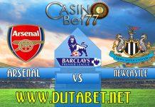 Prediksi Arsenal vs Newcastle 16 Februari 2020