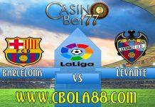 Prediksi Barcelona vs Levante 3 Februari 2020