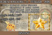 PREDIKSI TOGEL HONGKONG HARI SELASA 11 FEBRUARY 2020