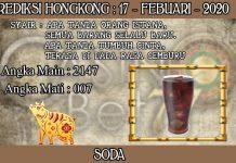 PREDIKSI TOGEL HONGKONG HARI SENIN 17 FEBRUARY 2020