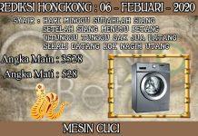 PREDIKSI TOGEL HONGKONG HARI KAMIS 06 FEBRUARY 2020