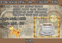 PREDIKSI TOGEL KUCHING HARI MINGGU 09 FEBRUARY 2020