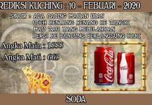 PREDIKSI TOGEL KUCHING HARI SENIN 10 FEBRUARY 2020