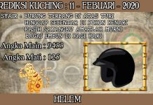 PREDIKSI TOGEL KUCHING HARI SELASA 11 FEBRUARY 2020