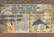 PREDIKSI TOGEL MAGNUM4D HARI MINGGU 16 FEBRUARY 2020