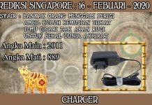 PREDIKSI TOGEL SINGAPORE HARI MINGGU 16 FEBRUARY 2020