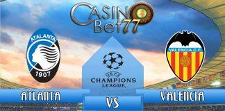 Prediksi Atalanta Vs Valencia Liga Champions 20 Februari 2020
