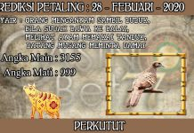 PREDIKSI TOGEL PETALING HARI JUMAT 28 FEBRUARY 2020