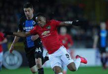 Hasil Pertandingan Club Brugge vs Manchester United: Skor 1-1