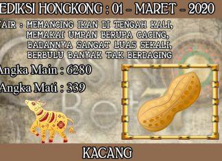 PREDIKSI TOGEL HONGKONG HARI MINGGU 01 MARET 2020