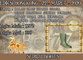 PREDIKSI TOGEL HONGKONG HARI MINGGU 22 MARET 2020