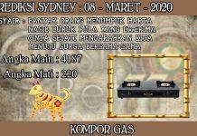 PREDIKSI TOGEL SYDNEY HARI MINGGU 08 MARET 2020