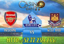 Prediksi Arsenal vs West Ham Sabtu 7 Maret 2020