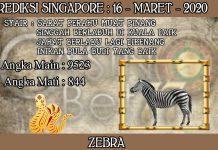 PREDIKSI TOGEL SINGAPORE HARI SENIN 16 MARET 2020