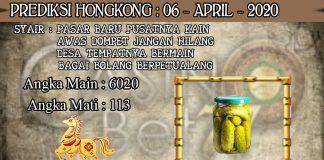 PREDIKSI TOGEL HONGKONG HARI SENIN 06 APRIL 2020