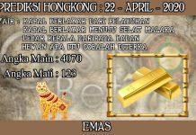 PREDIKSI TOGEL HONGKONG HARI RABU 22 APRIL 2020