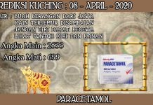PREDIKSI TOGEL KUCHING HARI RABU 08 APRIL 2020