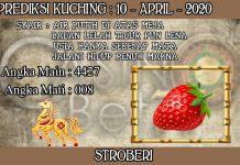 PREDIKSI TOGEL KUCHING HARI JUMAT 10 APRIL 2020