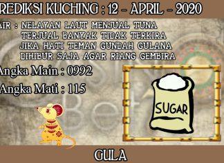 PREDIKSI TOGEL KUCHING HARI MINGGU 12 APRIL 2020
