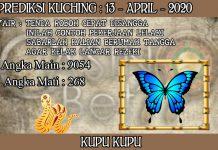 PREDIKSI TOGEL KUCHING HARI SENIN 13 APRIL 2020