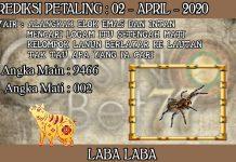 PREDIKSI TOGEL PETALING HARI KAMIS 02 APRIL 2020