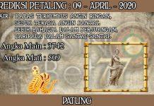 PREDIKSI TOGEL PETALING HARI KAMIS 09 APRIL 2020