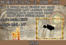 PREDIKSI TOGEL PETALING HARI SENIN 13 APRIL 2020