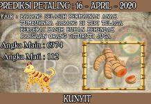 PREDIKSI TOGEL PETALING HARI KAMIS 16 APRIL 2020
