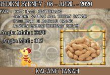 PREDIKSI TOGEL SYDNEY HARI RABU 08 APRIL 2020