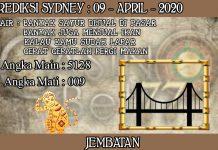 PREDIKSI TOGEL SYDNEY HARI KAMIS 09 APRIL 2020