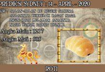 PREDIKSI TOGEL SYDNEY HARI SELASA 14 APRIL 2020