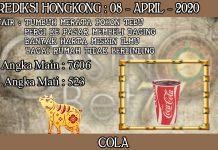 PREDIKSI TOGEL HONGKONG HARI RABU 08 APRIL 2020