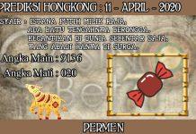 PREDIKSI TOGEL HONGKONG HARI SABTU 11 APRIL 2020