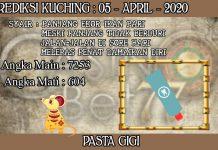 PREDIKSI TOGEL KUCHING HARI MINGGU 05 APRIL 2020