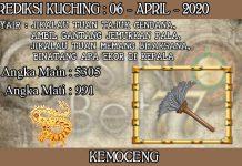 PREDIKSI TOGEL KUCHING HARI SENIN 06 APRIL 2020