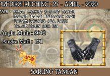 PREDIKSI TOGEL KUCHING HARI SENIN 27 APRIL 2020
