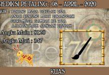 PREDIKSI TOGEL PETALING HARI RABU 08 APRIL 2020