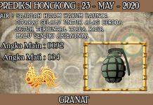 PREDIKSI TOGEL HONGKONG HARI JUMAT 23 MAY 2020