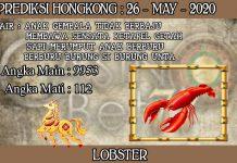 PREDIKSI TOGEL HONGKONG HARI SELASA 26 MAY 2020