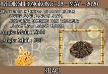 PREDIKSI TOGEL HONGKONG HARI KAMIS 28 MAY 2020