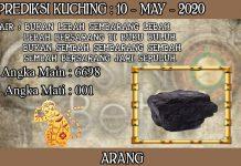 PREDIKSI TOGEL KUCHING HARI MINGGU 10 MAY 2020