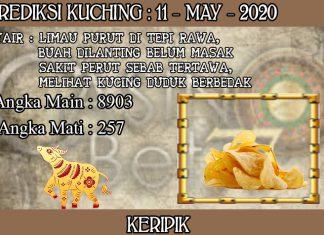 PREDIKSI TOGEL KUCHING HARI SENIN 11 MAY 2020