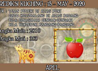 PREDIKSI TOGEL KUCHING HARI JUMAT 15 MAY 2020
