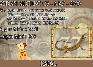 PREDIKSI TOGEL KUCHING HARI SABTU 16 MAY 2020