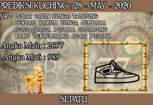 PREDIKSI TOGEL KUCHING HARI KAMIS 28 MAY 2020