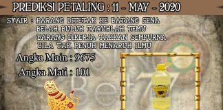 PREDIKSI TOGEL PETALING HARI SENIN 11 MAY 2020