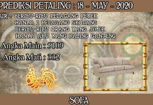 PREDIKSI TOGEL PETALING HARI SENIN 18 MAY 2020