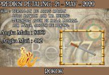 PREDIKSI TOGEL PETALING HARI KAMIS 21 MAY 2020
